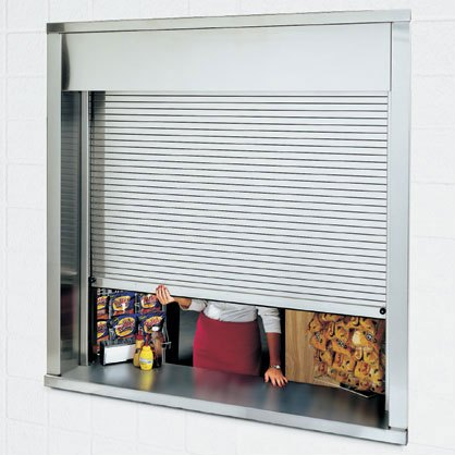 Raynor DuraShutter Select Rolling Counter Shutter