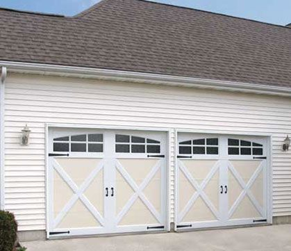Rock Creeke Collection Garage Door by Raynor